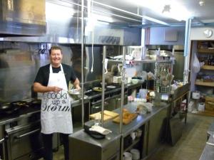 Chad - Kitchen